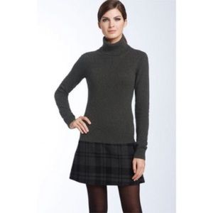 Theory Ursell Risk cashmere mini dress
